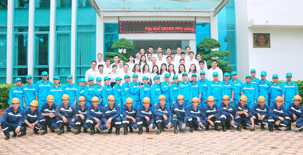 Công ty Cổ phần Bao bì Dầu khí Việt Nam thông báo tuyển dụng Nhân sự
