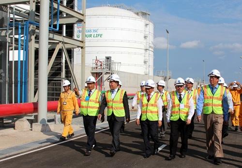 PetroVietnam tăng trữ lượng dầu khí và gas