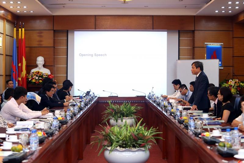 Petrovietnam và Sumitomo tăng cường hợp tác kinh doanh LNG
